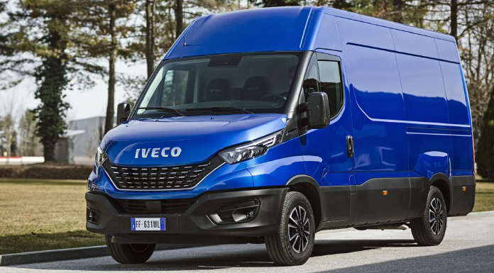 Top 5 new vans to convert into a campervan in May 2019 Iveco Daily
