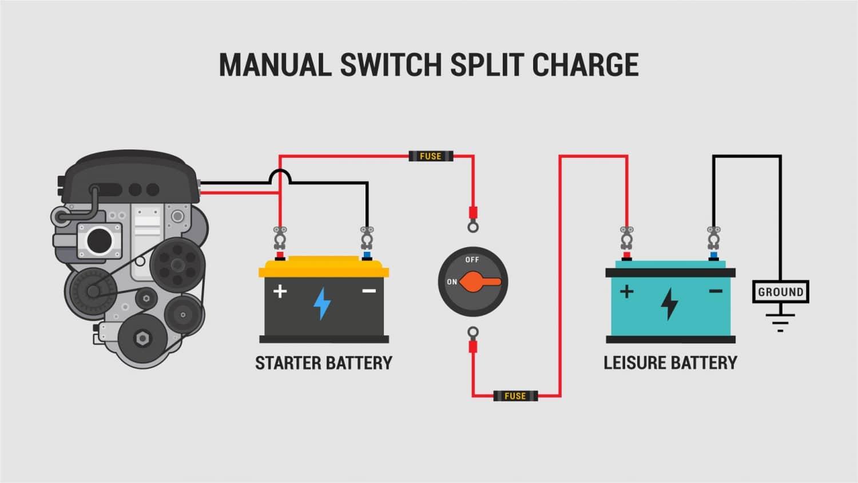 Typical Alternator Wiring Diagram Alternator Simple Remote Control