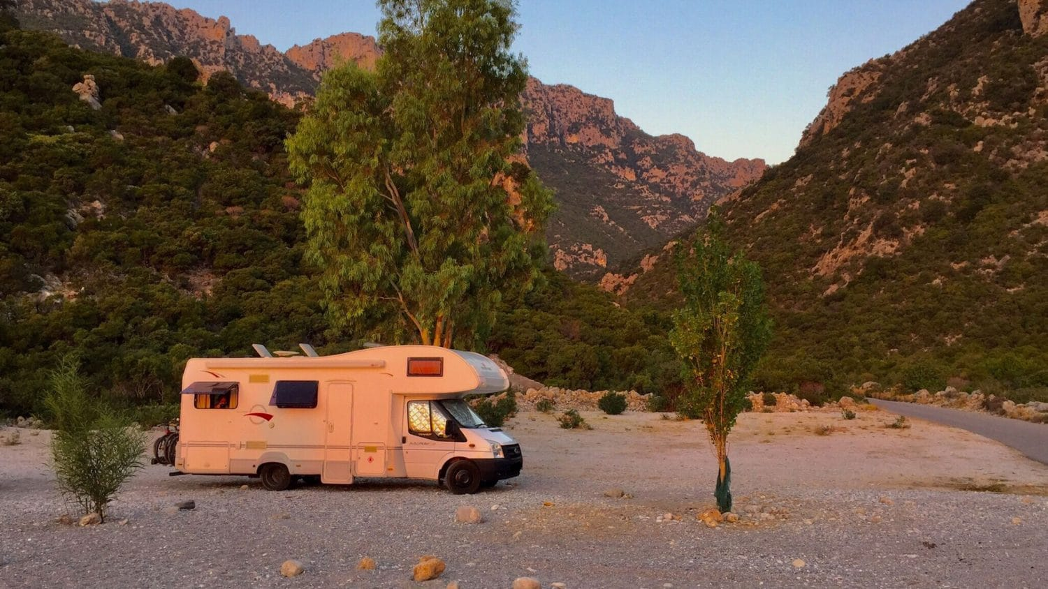 this family sold everything to live and travel in a van van journey 7
