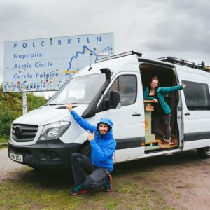 The Indie Projects VanLife Blog Campervan Arctic Circle