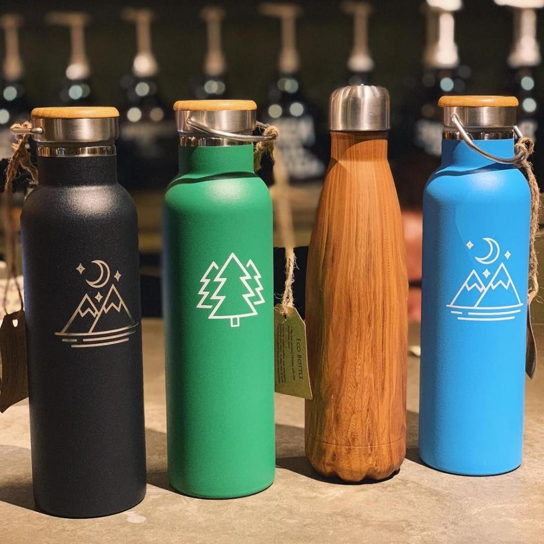 tree tribe eco friendly water bottles