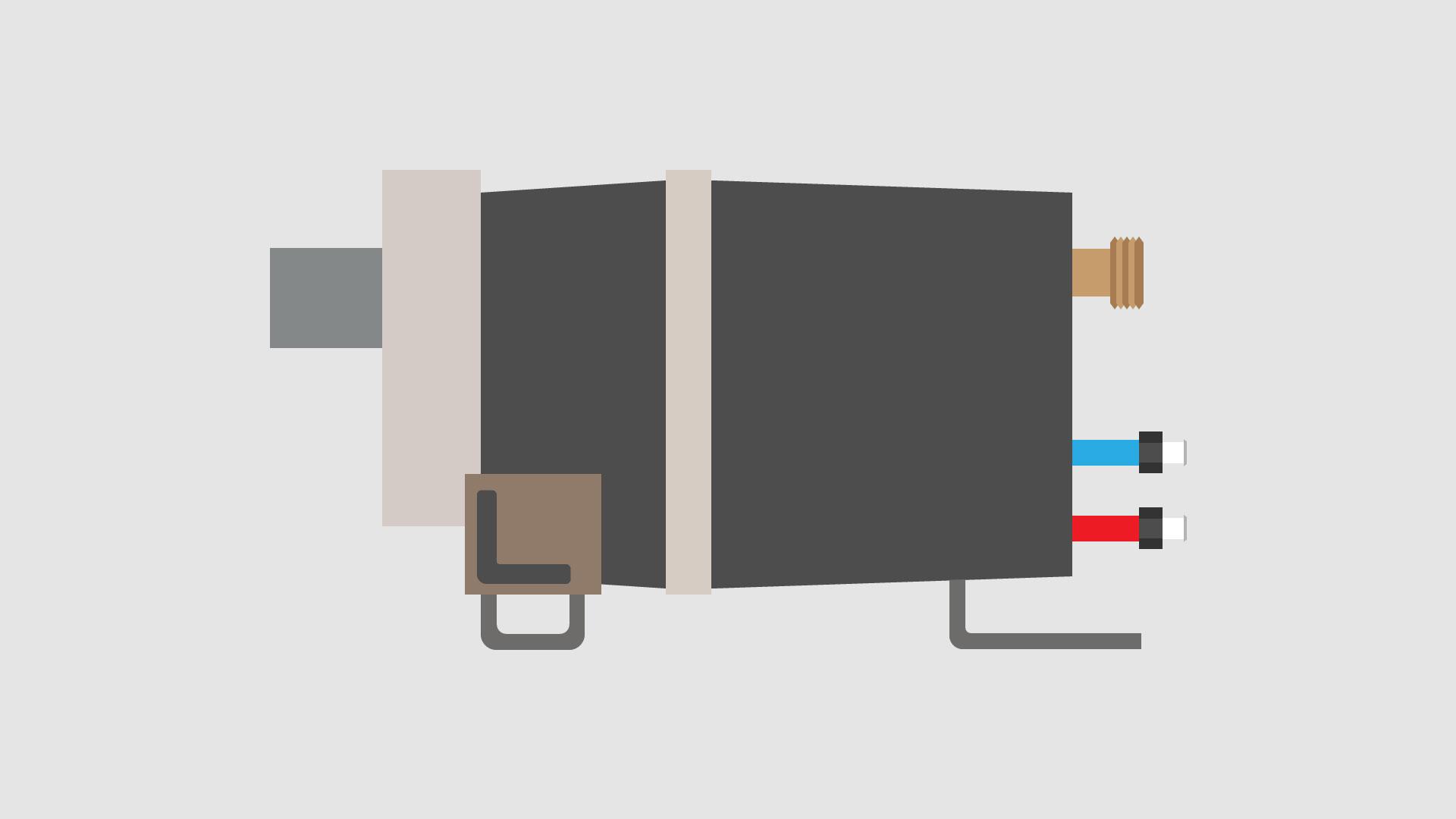 Campervan LPG Mains Gas Water Boiler