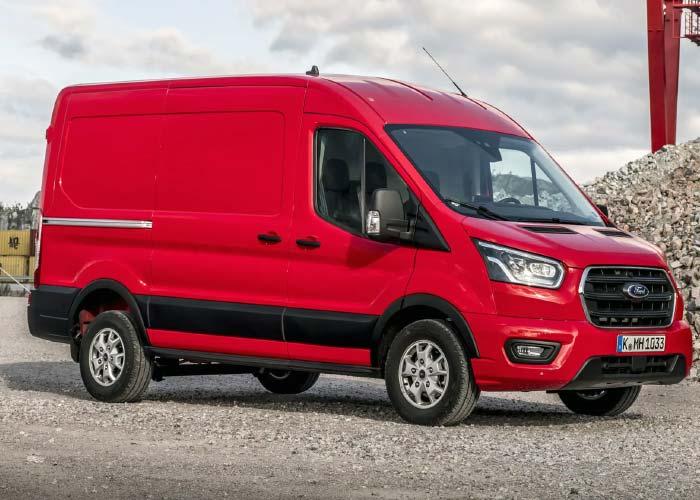 Medium Campervan: Ford Transit