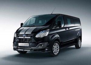 Small Campervan: Ford Transit Custom