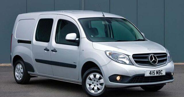 Micro Campervan Mercedes-Benz Citan