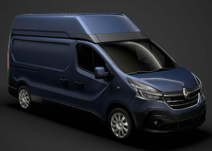 Medium Campervan: Renault Trafic