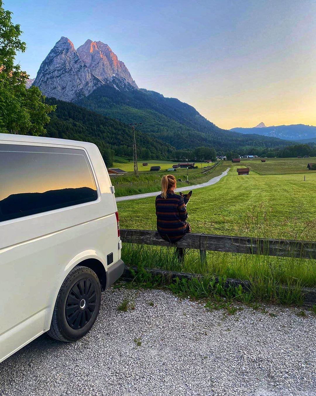Vanlife Travel After Lockdown