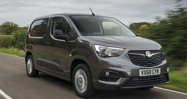 Micro Campervan Vauxhall Combo