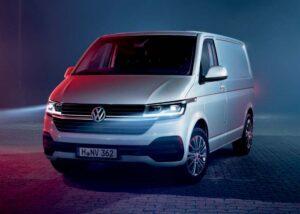 VW Transporter Small Campervan