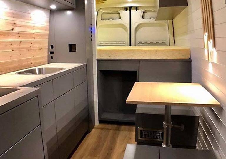 van builds awesome campervan 2