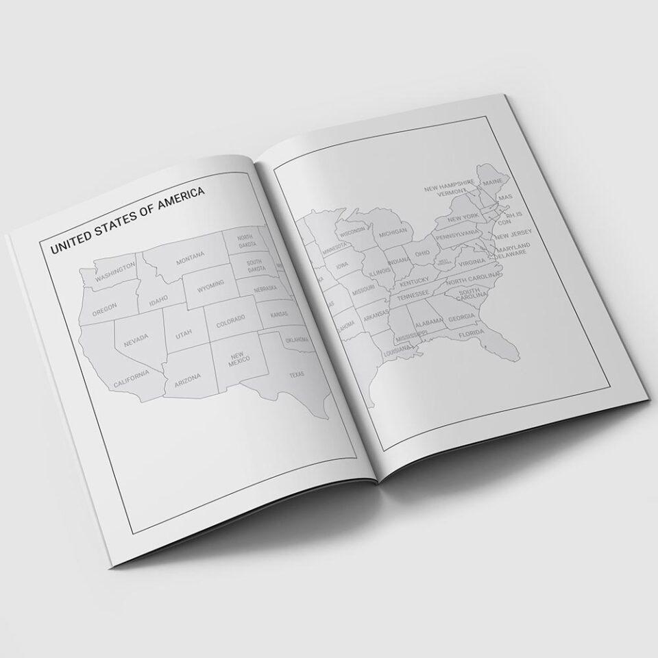 Campervan VanLife Travel Log Book