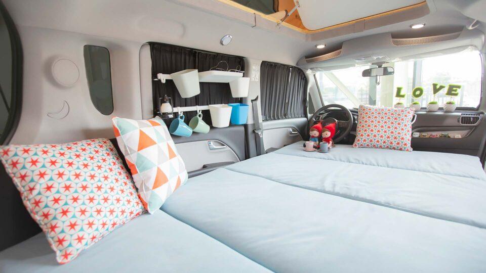 ravy tiny campervan roadtrip 2